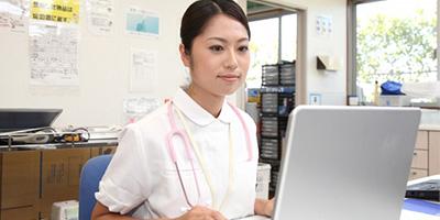 医療事務支援事業のイメージ